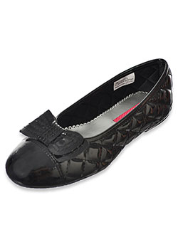 "Rachel Girls ""Crista"" Flats (Youth Sizes 12 – 4) - CookiesKids.com"