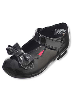 "Rachel Girls ""Crystal"" Mary Jane Shoes (Toddler Sizes 5 – 10) - CookiesKids.com"