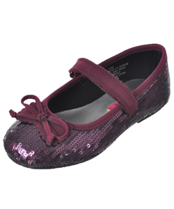 "Rachel Girls' ""Margaret"" Mary Jane Flats (Toddler Sizes 6 – 12) - CookiesKids.com"