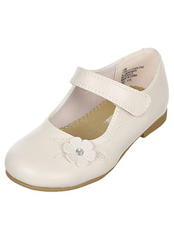 "Rachel Girls' ""Charlene"" Mary Jane Shoes (Toddler Sizes 5 – 10) - CookiesKids.com"