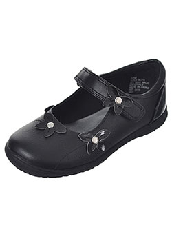 "Rachel Girls' ""Alita"" Mary Jane Shoes (Toddler Sizes 6 – 12) - CookiesKids.com"