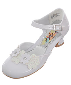 "Rachel Girls' ""Alexis"" Mary Jane Heels (Youth Sizes 13 – 5) - CookiesKids.com"