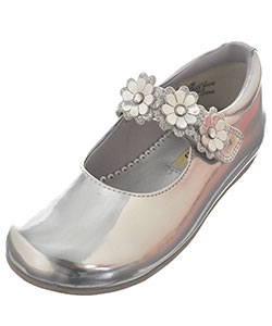"Rachel Girls' ""Lyla"" Mary Jane Shoes (Toddler Sizes 5 – 11) - CookiesKids.com"