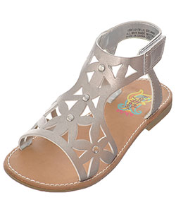 "Rachel Girls' ""Delmar"" Sandals (Toddler Sizes 6 – 12) - CookiesKids.com"