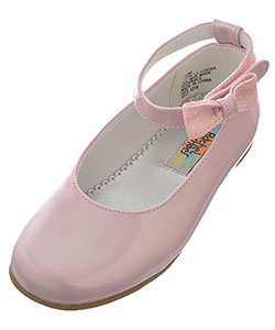 "Rachel Girls' ""Louisa"" Flats (Toddler Sizes 5 – 10) - CookiesKids.com"
