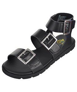"Rachel Girls' ""Gramercy"" Sandals (Youth Sizes 13 – 4) - CookiesKids.com"