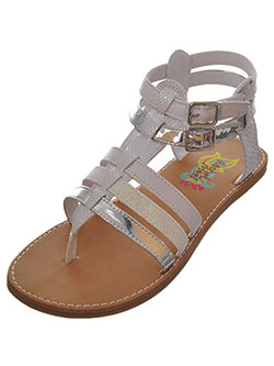 "Rachel Girls' ""Shine Spring"" Sandals (Youth Sizes 13 – 5) - CookiesKids.com"