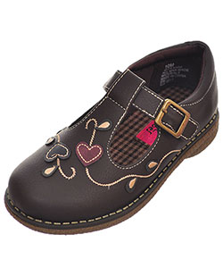 Rachel Girls' Mary Jane Shoes (Toddler Sizes 5 – 10) - CookiesKids.com