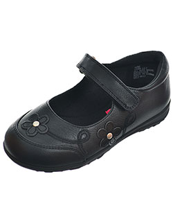 Rachel Girls' Mary Jane Shoes (Toddler Sizes 5 – 12) - CookiesKids.com
