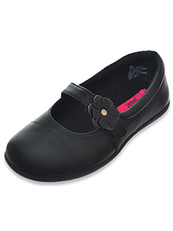 Rachel Girls' Mary Jane Shoes (Toddler Sizes 6 – 12) - CookiesKids.com