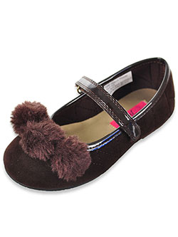 Rachel Girls' Phoebe Mary Jane Shoes (Toddler Sizes 5 – 10) - CookiesKids.com