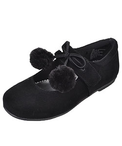 Rachel Girls' Jennifer Flats (Toddler Sizes 11 – 12) - CookiesKids.com