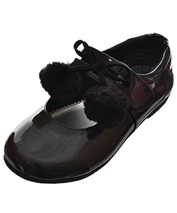 Rachel Girls' Jennifer Flats (Toddler Sizes 5 – 10) - CookiesKids.com