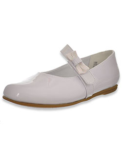 Girls' Carlina Mary Jane Shoes by Rachel in White