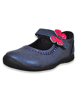 Girls' Adena Mary Jane Shoes by Rachel in Blue
