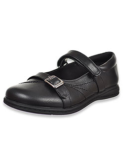 Girls' Larissa Mary Jane Shoes by Rachel in Black