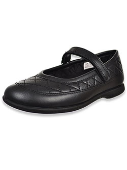 Girls' Margaret Mary Jane Shoes by Rachel in Black