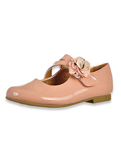 Girls' Brena Mary Jane Shoes by Rachel in Blush