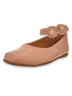 Girls' Lil Annalisa Mary Jane Shoes by Rachel in Blush