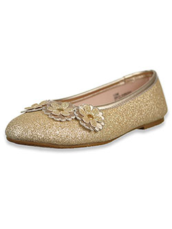 Girls' Dorothy Flats by Rachel in Gold