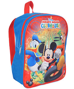 "Mickey Mouse ""Swing High!"" Mini Backpack - CookiesKids.com"