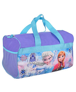 "Disney Frozen ""Dual Wish"" Duffle Bag - CookiesKids.com"