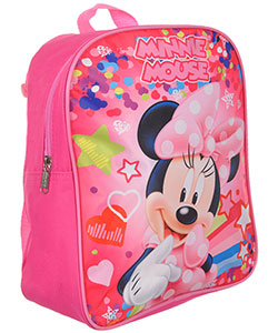 "Minnie Mouse ""Confetti Dots"" Mini Backpack - CookiesKids.com"