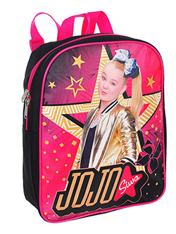 Mini Backpack by Jojo Siwa in Fuchsia/black