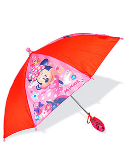 Minnie Mouse Jewels Umbrella by Disney in Multi