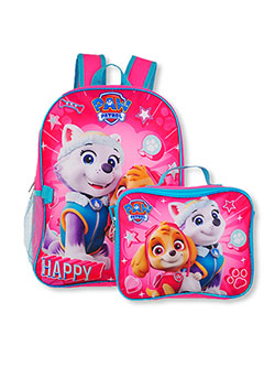 Backpack & Lunchbox Set by Paw Patrol in Multi - $16.99