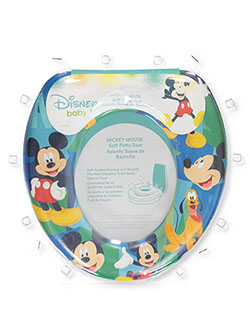Mickey Mouse Soft Potty Seat by Disney in Multi, Infants