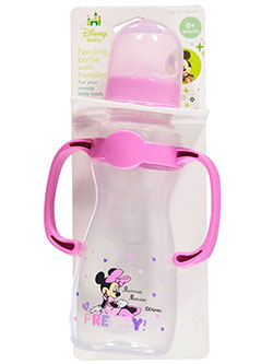 Feeding Bottle with Handles by Disney in Pink
