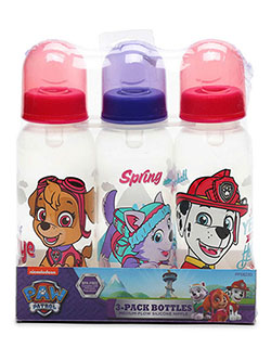 """Reach Skye High!"" 3-Pack Bottes by Paw Patrol in Pink/multi - Bottles"