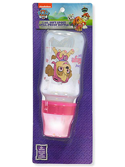 """Skye"" Soft Spout Bottle by Paw Patrol in Pink"