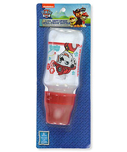 """Marshall"" Soft Spout Bottle by Paw Patrol in Red"