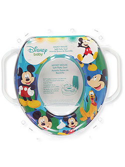Mickey Mouse Soft Potty Seat by Disney in Blue/multi, Infants