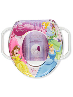 Disney Princess Soft Potty Seat by REGENT BABY PRODUCT in Multi, Infants