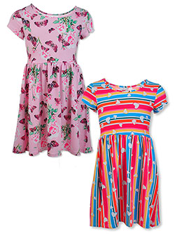 Girls' 2-Pack Dresses by RMLA in Multi