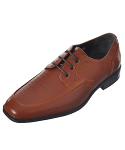 "Stacy Adams Boys' ""Faxon"" Dress Shoes (Youth Sizes 1 – 7) - CookiesKids.com"