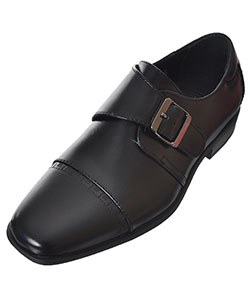 "Stacy Adams Boys' ""Monroe"" Dress Shoes - CookiesKids.com"