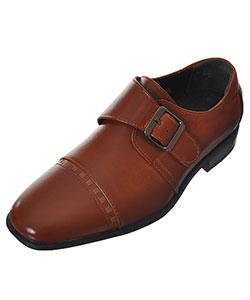 "Stacy Adams Boys' ""Monroe"" Dress Shoes (Youth Sizes 13 – 7) - CookiesKids.com"
