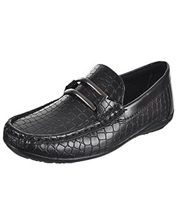 "Stacy Adams Boys' ""Lanzo"" Driving Loafers (Toddler Sizes 11 – 12) - CookiesKids.com"