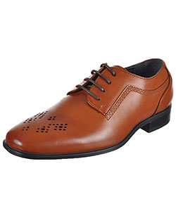 "Stacy Adams Boys' ""Somerton"" Dress Shoes (Youth Sizes 13 – 7) - CookiesKids.com"