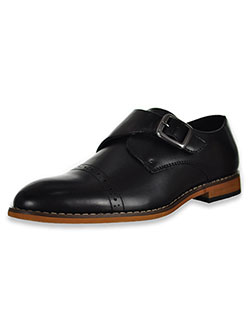 Boys' Desmond Dress Shoes by Stacy Adams in Black