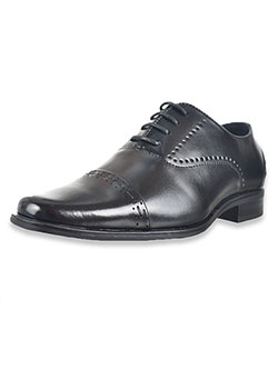 Boys' Barris Oxford Dress Shoes by Stacy Adams in Black