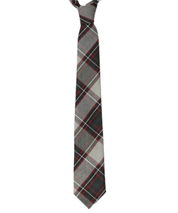 Boys' Traditional 4-in-Hand Necktie in black, black/red, red and more