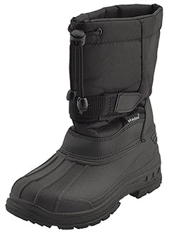 "Skadoo Boys ""Snow Goer"" Boots (Youth Sizes 13 – 6) - CookiesKids.com"