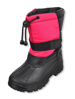 "Skadoo Girls ""Snow Goer"" Boots (Toddler Sizes 8 – 12) - CookiesKids.com"