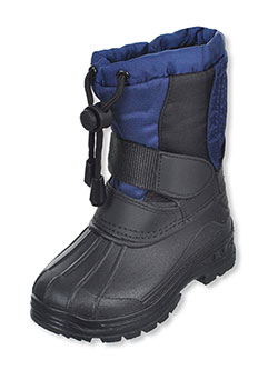 "Skadoo Girls' ""Snow Goer"" Boots (Toddler Sizes 6 – 8) - CookiesKids.com"