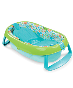 Summer Infant Newborn to Toddler FoldAway Baby Bath - CookiesKids.com